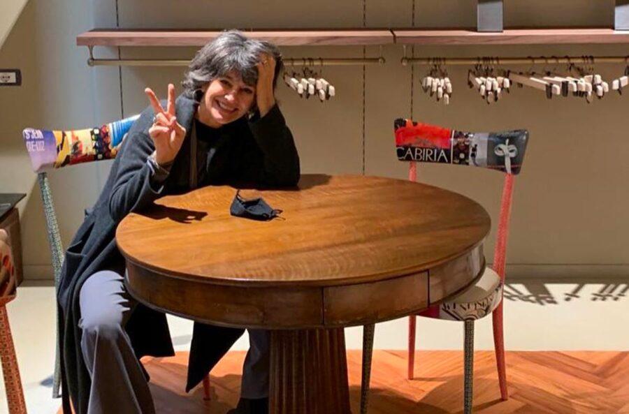 """Status Contract arreda la nuova """"vita"""" di Valeria Benatti"""